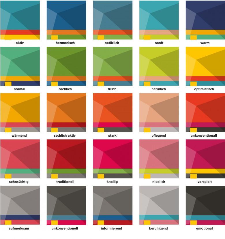 color spectrum emotion ? visual haptics lab - Wirkung Von Farben Menschliche Emotionen Anwendung Im Raum